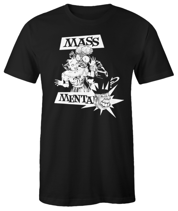 "Mass Mental T-Shirt ""Abduction"" (schwarz)"