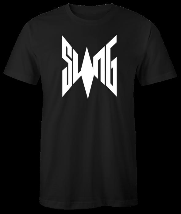 "T-Shirt ""Slang"" (schwarz)"
