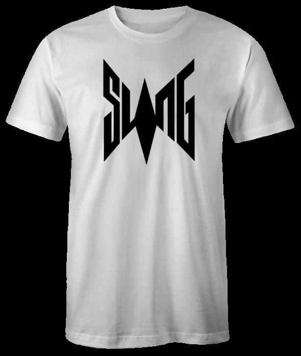 """T-Shirt """"Slang"""" (weiss)"""