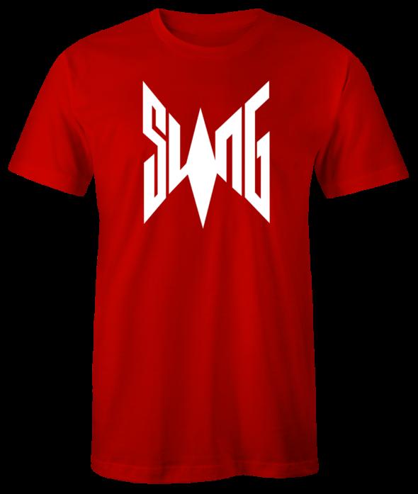 "T-Shirt ""Slang"" (rot)"