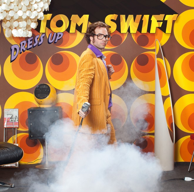 Tom Swift Dress Up Album Cover